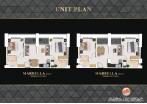 Marina Golden Bay - unit plans - 2