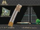 Marina Golden Bay - floor plans - 2