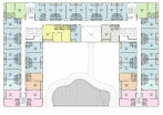 Nam Talay Condo - floor plans - 3