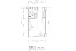 Nam Talay Condo - unit plans - 11