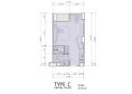 Nam Talay Condo - unit plans - 3