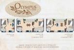 Olympus City Garden - 房间平面图 - 1