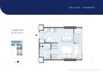 Once Pattaya - unit plans - 2