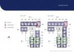 Once Pattaya - floor plans - 1