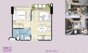 La Santir - 房间平面图 - 3