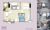 La Santir - 房间平面图 - 4