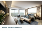 Ramada Mira North Pattaya - 1 bedroom Apartment Junior Suite type 45 s.qm - 1