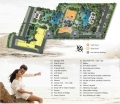 Riviera Wongamat Beach - 楼层平面图 - South Tower - 1