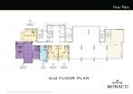 Riviera Monaco Condo - floor plans - 1