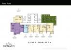 Riviera Monaco Condo - floor plans - 11