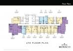 Riviera Monaco Condo - floor plans - 3