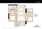 Riviera Monaco Condo - unit plans - 12