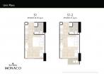 Riviera Monaco Condo - unit plans - 2