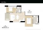 Riviera Monaco Condo - unit plans - 9