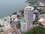 Sands Condo Pattaya - 价格 从 1,700,000 泰銖;  公寓 芭堤雅 泰国 Pratamnak Hill