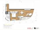 Sands Condo - 房间平面图  - 6