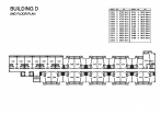 Seven Seas Condo Jomtien - 楼层平面图 - buildings A B C D - 8