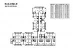 Seven Seas Condo Jomtien - 楼层平面图 - buildings E F G H - 2