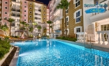 Seven Seas Cote d`Azur Pattaya - price from 1,340,000 THB;  Condo Na-Jomtien for sale, resale price, hot deals, location map in Thailand