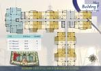 Seven Seas Cote d`Azur - 楼层平面图 - 9