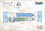 Seven Seas Le Carnival Pattaya - building B  Brasilia - floor plans (28 floors) - 6