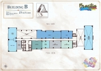 Seven Seas Le Carnival Pattaya - building B  Brasilia - floor plans (28 floors) - 7