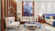 The Number One Jomtien - interiors - 4