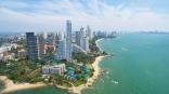 Palm Wongamat Pattaya - 价格 从 4,500,000 泰銖;  公寓 芭堤雅 泰国