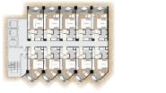 Palm Wongamat - 楼层平面图 - 5
