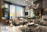 The Riviera Jomtien - unit interiors - 1
