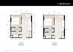 Riviera Jomtien - unit plans - 3