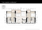 Riviera Jomtien - floor plans - 4