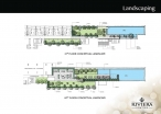Riviera Jomtien - masterplan, parking - 4
