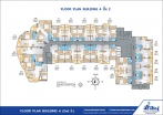 Whale Marina Condo - floor plans - 2