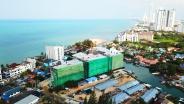 Whale Marina Condo - 2018-03 construction site - 4