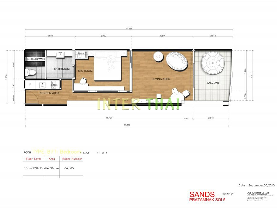 Sands condo unit plans 17 for 4 unit condo plans