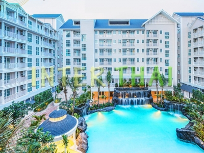 Grand Florida Beachfront Pattaya~ Condo Na-Jomtien for sale, resale price, hot deals, location map in Thailand