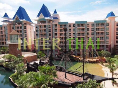 Grande Caribbean Condo Pattaya~ 公寓 芭堤雅 泰国