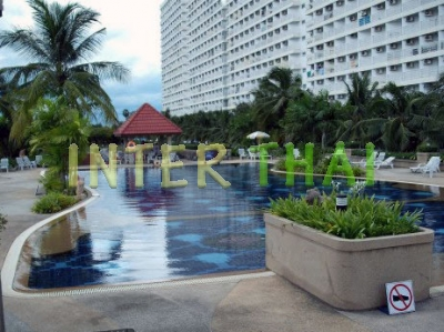 Jomtien Beach Condominium 芭堤雅
