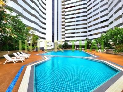 Jomtien Beach Paradise Condominium Pattaya