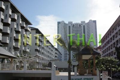 Jomtien Plaza Residence Pattaya~ 公寓 芭堤雅 泰国