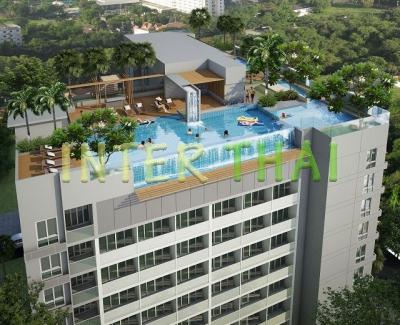 Laguna Bay 2 Pattaya~ Condo Pratamnak Hill for sale, resale price, hot deals, location map in Thailand