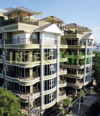 Siam Oriental Twins Pattaya~ 公寓 芭堤雅 泰国 Pratamnak Hill