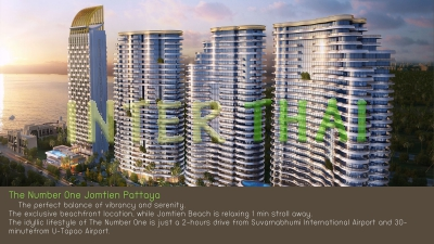The Number One Jomtien Pattaya~ Condo Na-Jomtien for sale, resale price, hot deals, location map in Thailand