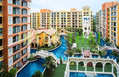 Venetian Condo Resort Pattaya~ Na-Jomtien for sale, resale price, hot deals, location map in Thailand