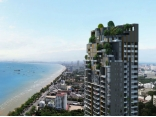 Aeras Condo Pattaya - price from 6,050,000 THB;  Jomtien for sale, resale price, hot deals, location map in Thailand