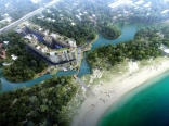 Albar Peninsula Pattaya - price from 1,890,000 THB;  Condo Na-Jomtien for sale, resale price, hot deals, location map in Thailand