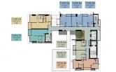 Andromeda Condo Pratamnak - floor plans - 3