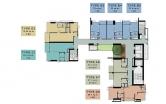 Andromeda Condo Pratamnak - floor plans - 4