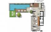 Andromeda Condo Pratamnak - floor plans - 5